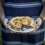 Maugers Meat Pie