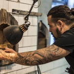 Twice-hatted Bistro Officina chef Nicola Coccia launches fire-fuelled cookbook